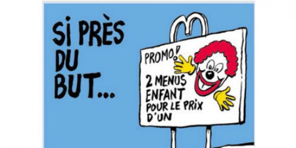 Charlie Hebdo criticised for publishing satirical Aylan