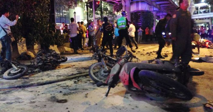 9ffe742dab Death toll in Bangkok bomb blast could be as high as 27