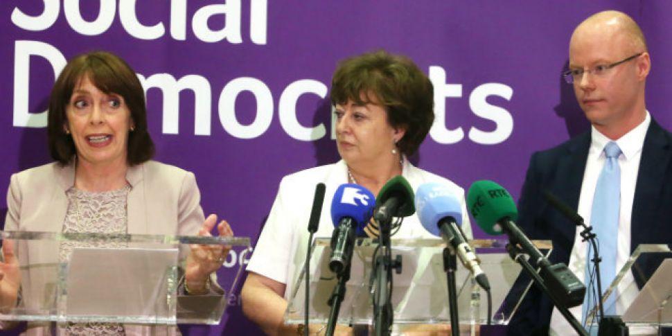Social Democrats will not part...