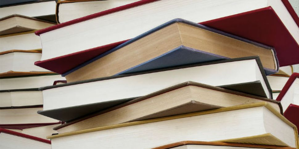 BOOKS featured on Moncrieff th...
