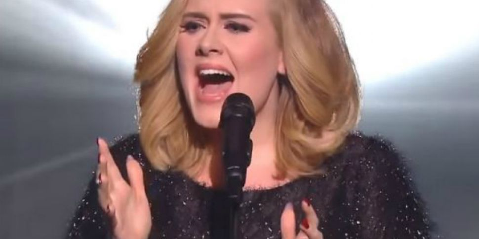 History is made! Adele manages to sell a massive 3 38