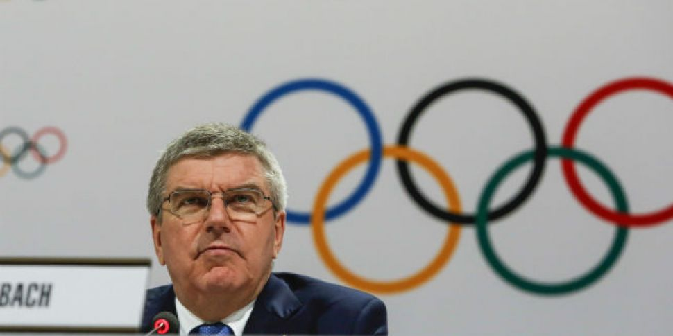 IOC president denies credibili...
