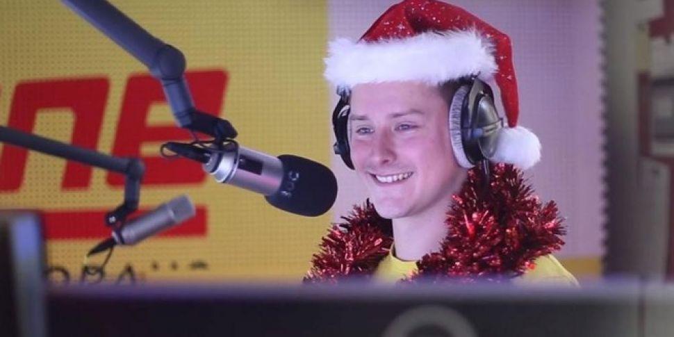 Radio DJ locks himself in stud...