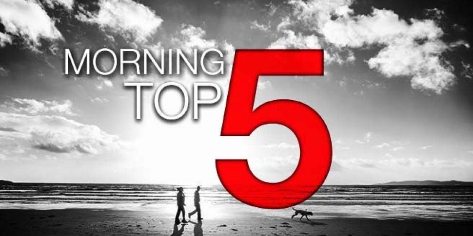 Morning top 5: Talks between nurses and HSE to resume