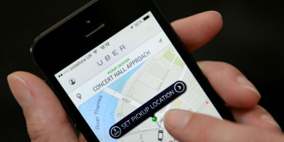European court rules that Uber...
