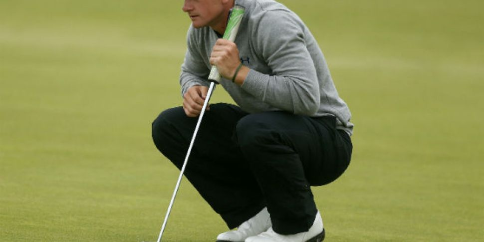Paul Dunne finishes in the top...