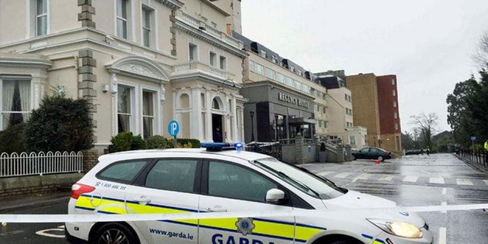 Regency Hotel murder trial to...