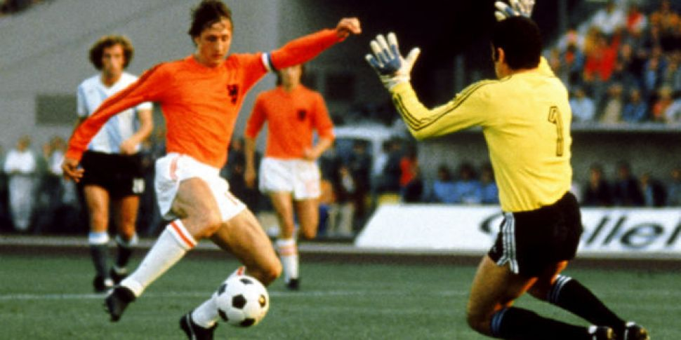 How Cruyff became more of an &...