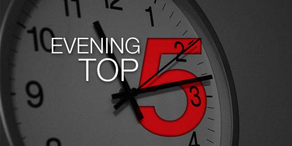 The Evening Top 5: Au pair wins €10,000 settlement against