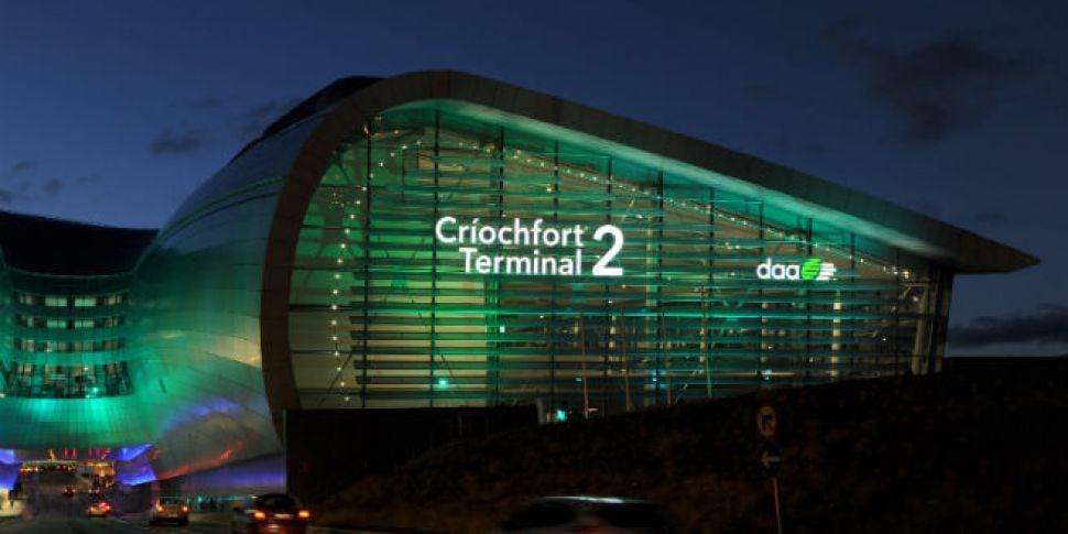 Dublin Airport sees highest Eu...