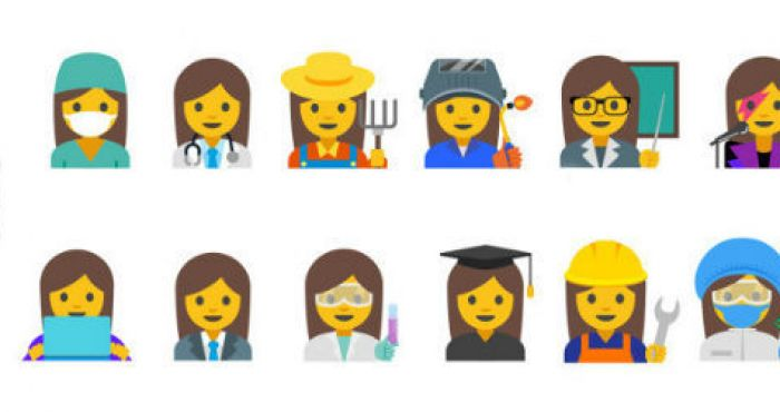 sale retailer 47b9a f8531 Google champions new women-led emojis for gender equality in the workplace    Newstalk