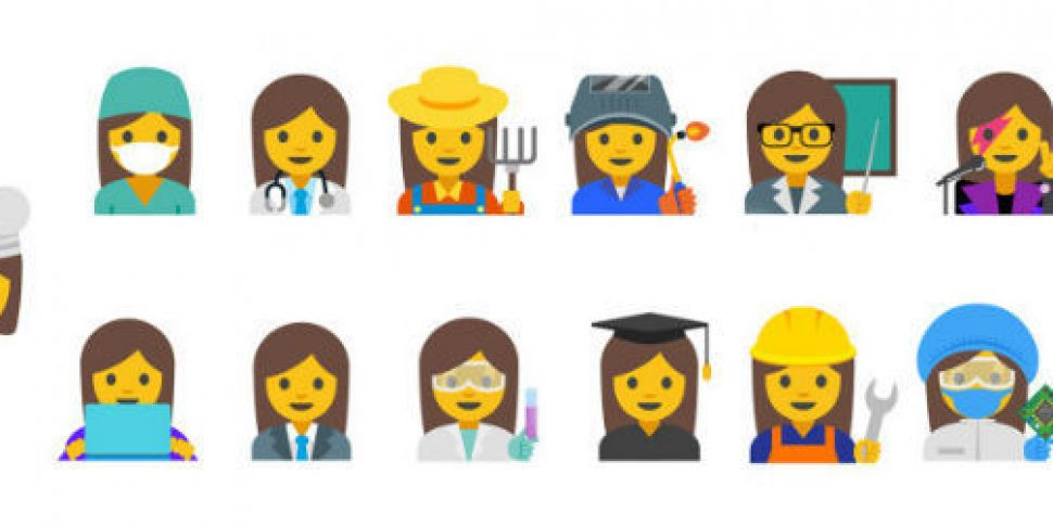 Google champions new women-led emojis for gender equality in the workplace 071737f75