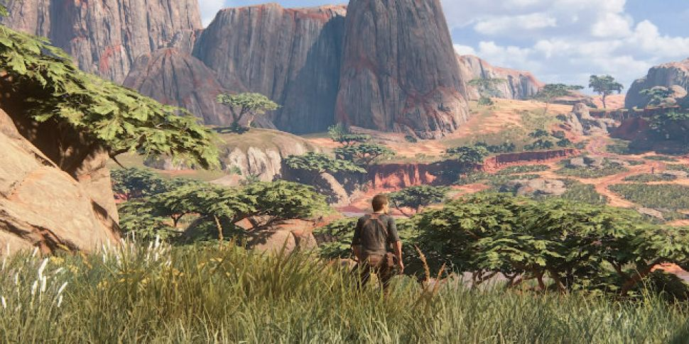 'Uncharted 4' and how...
