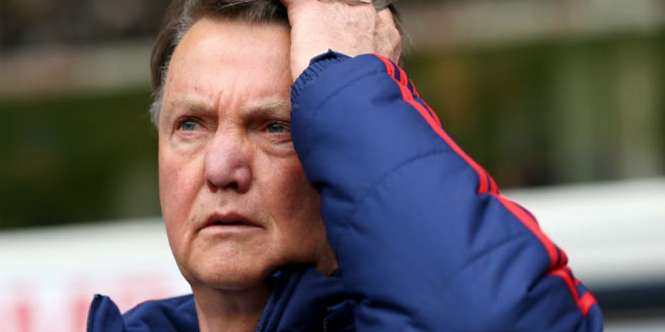 346672e5f7 Manchester United and Louis van Gaal release statements as manager s  departure confirmed