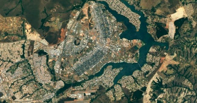 Google Maps Updated With New Satellite Images From Nasa Newstalk