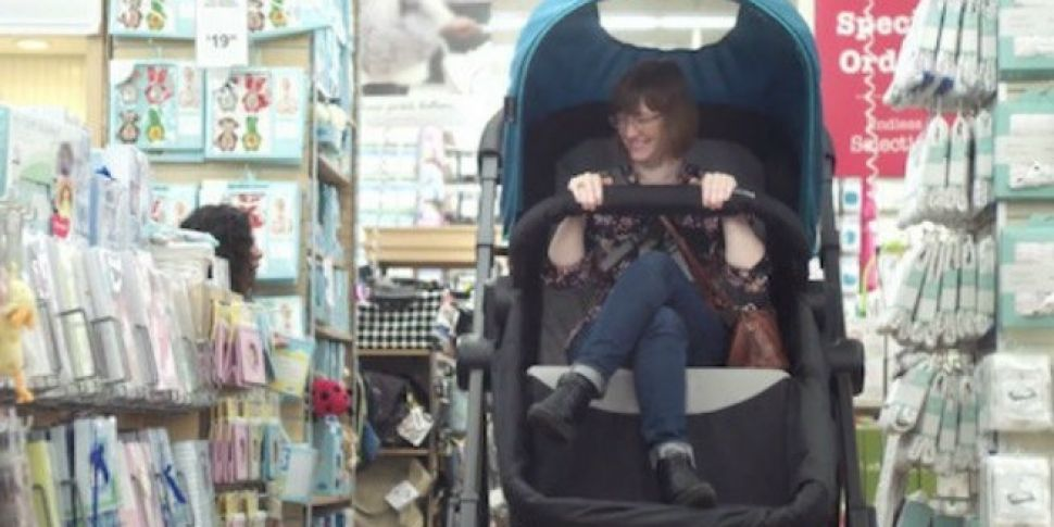 15c0e86713a Test-drive adult-sized strollers before choosing them for you child ...