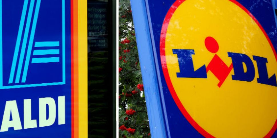 Competition between Lidl and A...