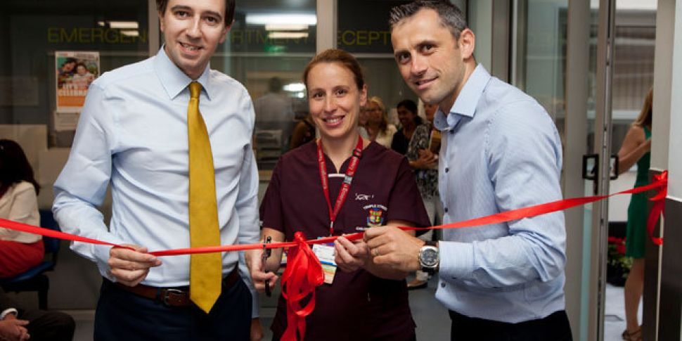 New emergency department opens...