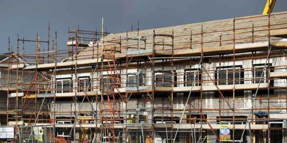Irish housing needs to treble...