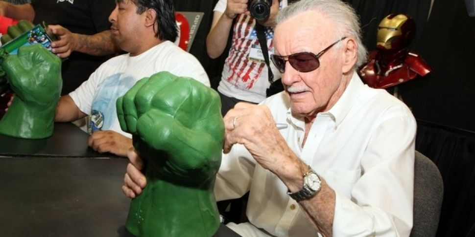 Marvel Comics creator Stan Lee to become a superhero in his