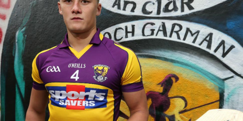 Wexford star Lee Chin on the r...