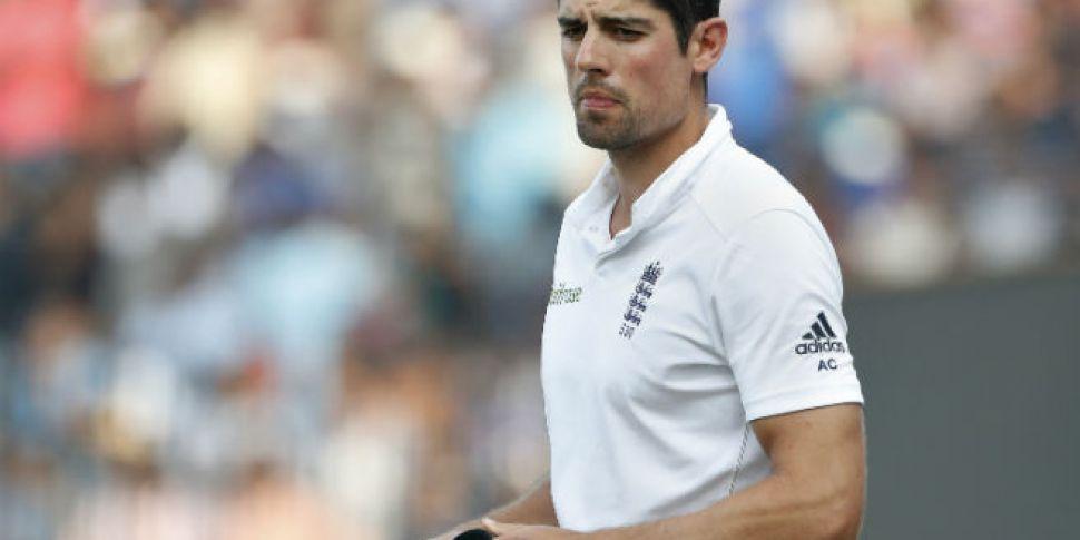 Alastair Cook Steps Down As England Cricket Captain Newstalk