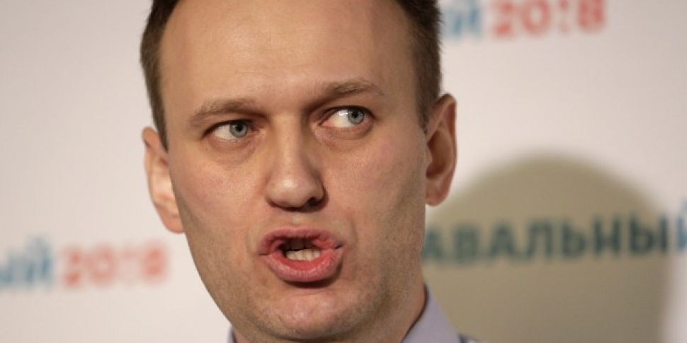 Russian opposition leader'...