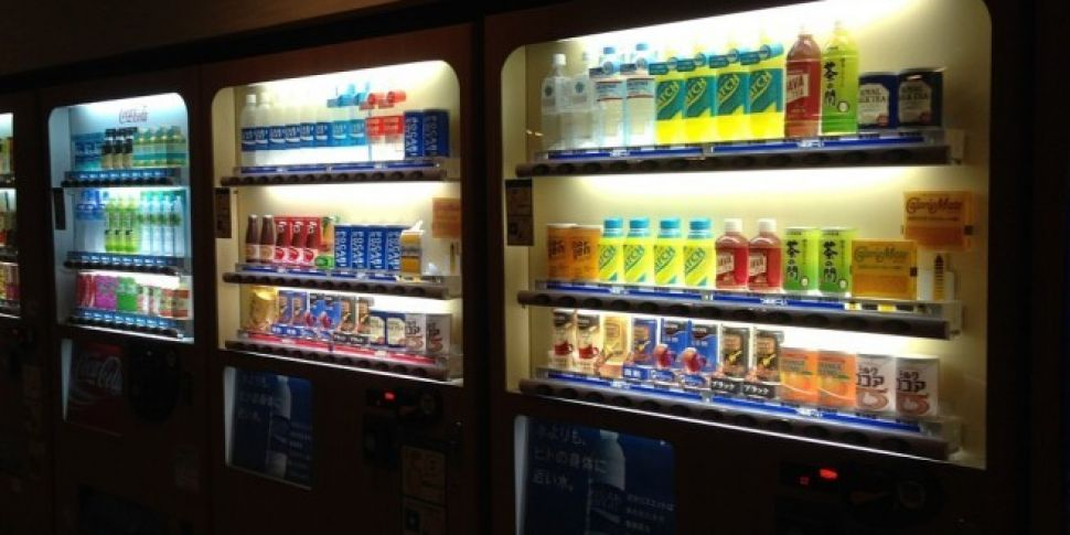 Forced delays at vending machines make for healthier snacking