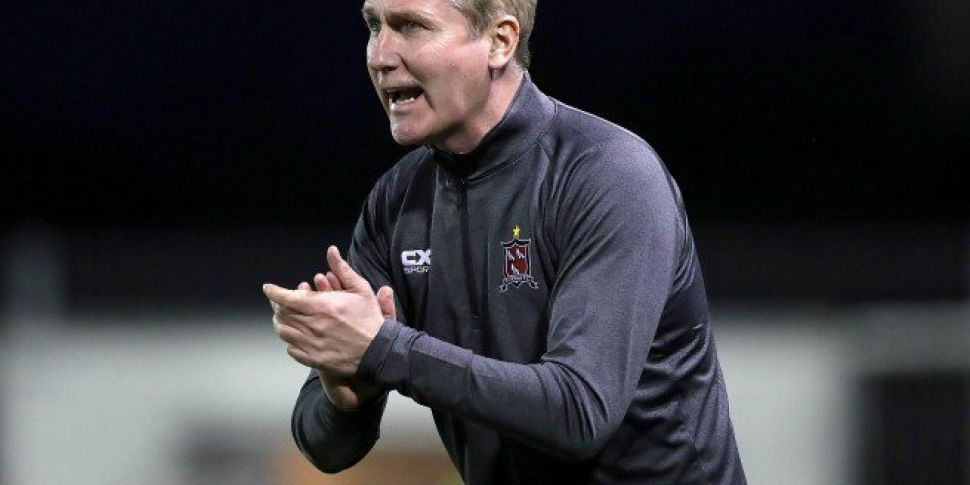 Stephen Kenny on a difficult s...