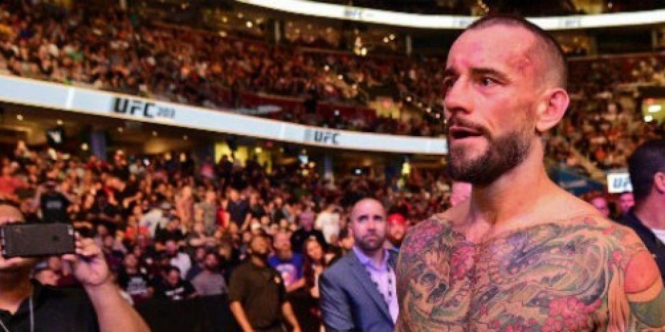 CM Punk swaps UFC career for r...