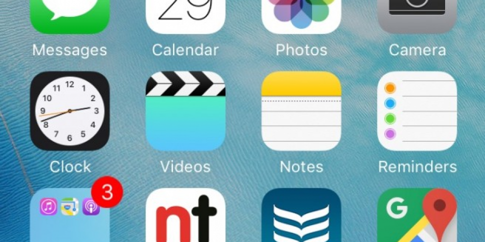 How to remove the red bubble notifications from your iPhone