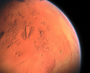 From Red Planet to Dead Planet...