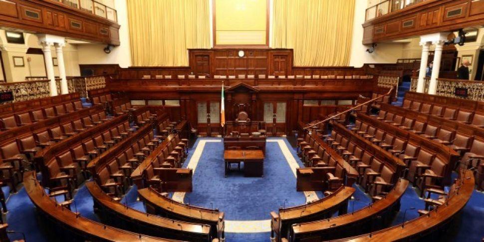 Dáil returns after its summer...