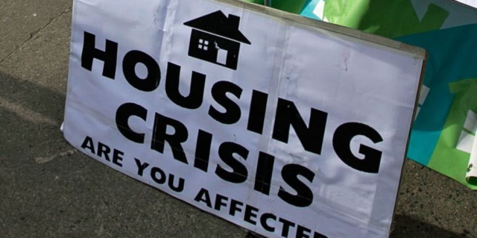 Housing charity received over...