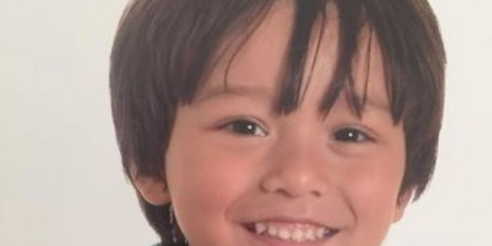 Family confirm missing child w...