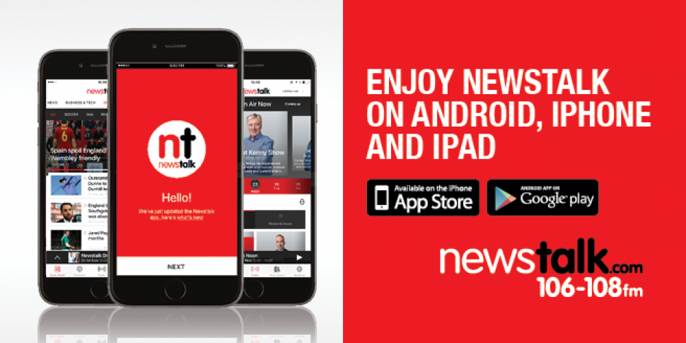 Want more Newstalk? Download our free app! | Newstalk