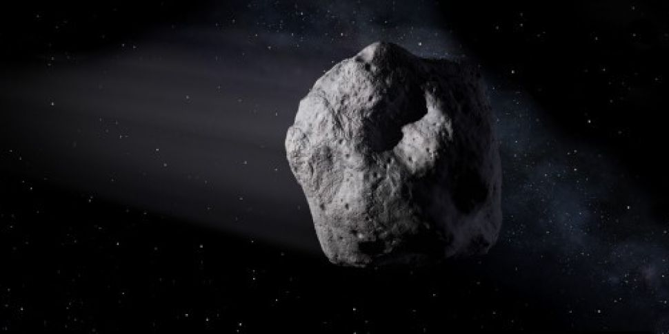 Large asteroid to pass close t...
