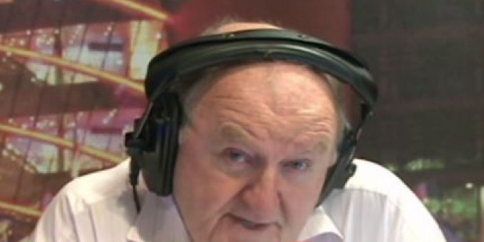 George Hook apologises for &#3...