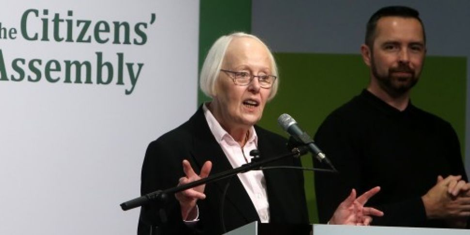 Citizens' Assembly report...