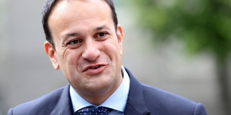 Fine Gael see eight point lead...