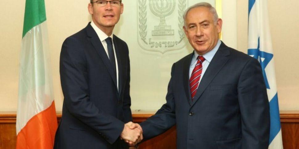 Israel summons Irish ambassado...