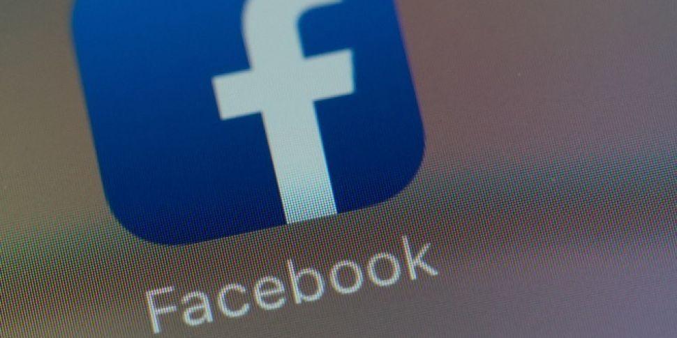 Facebook says amount of time u...