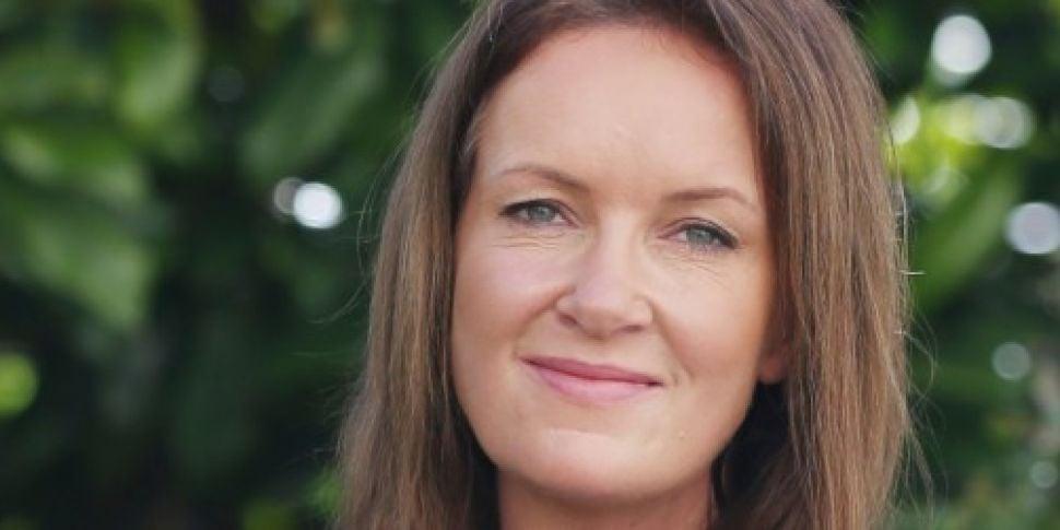 Dr Ciara Kelly claims 'Iri...