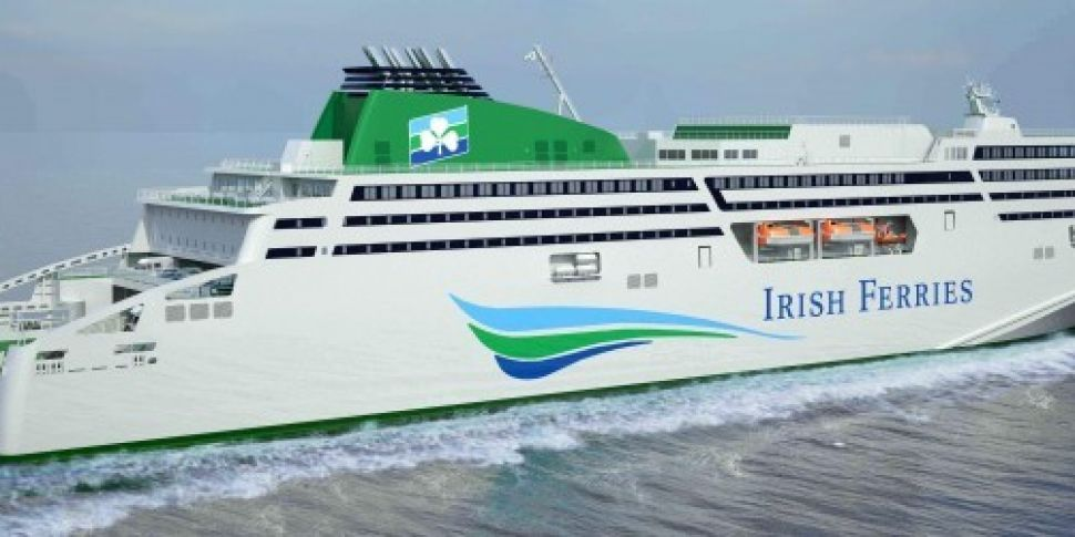 Irish Ferries reveals expansio...