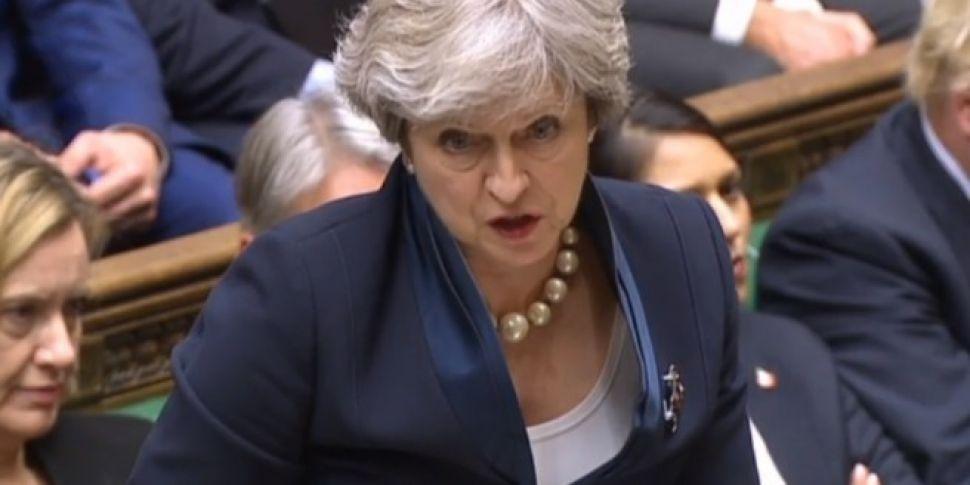 British Prime Minister accused...