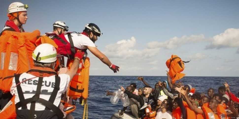 Nearly 600 people rescued from...