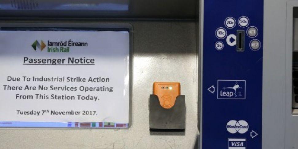 Irish Rail talks to get underw...