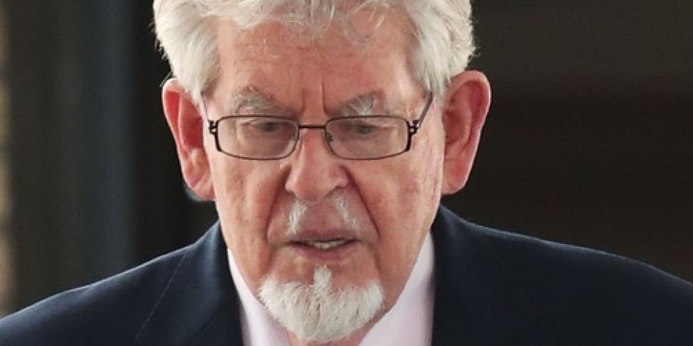 Rolf Harris has one indecent a...