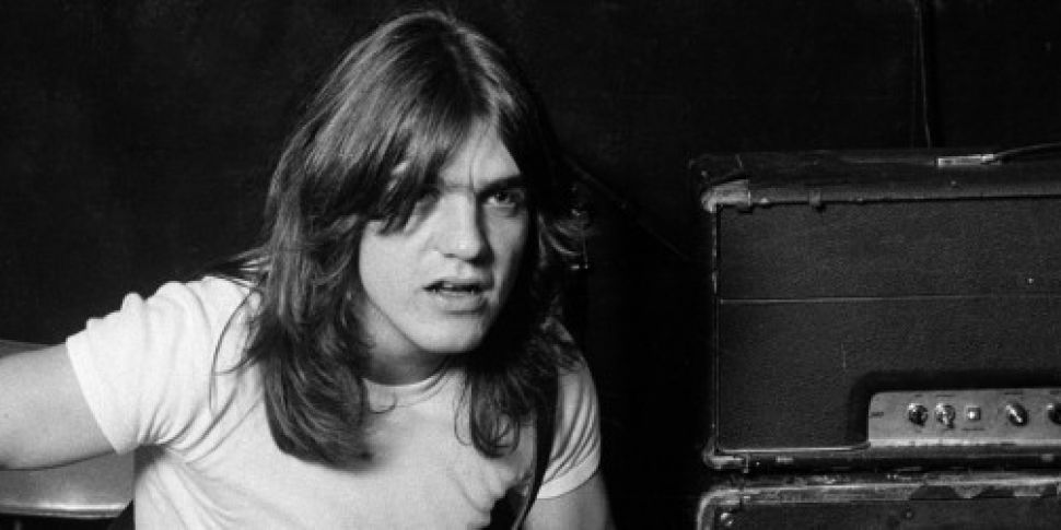 AC/DC co-founder Malcolm Young...