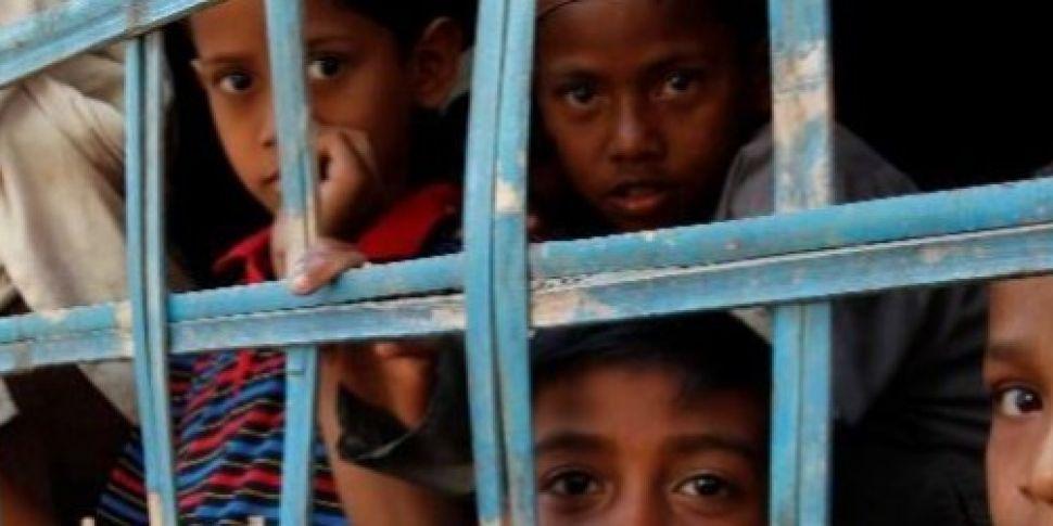 Amnesty says Myanmar's Roh...